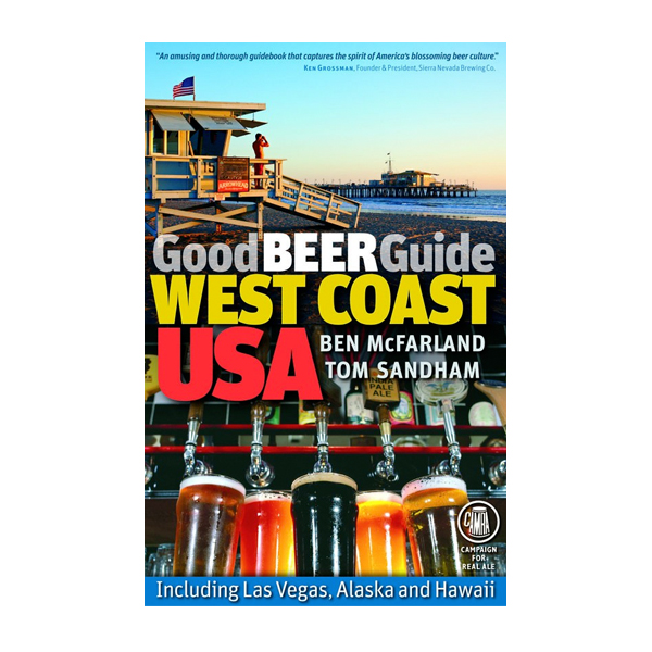 Good Beer Guide West Coast USA